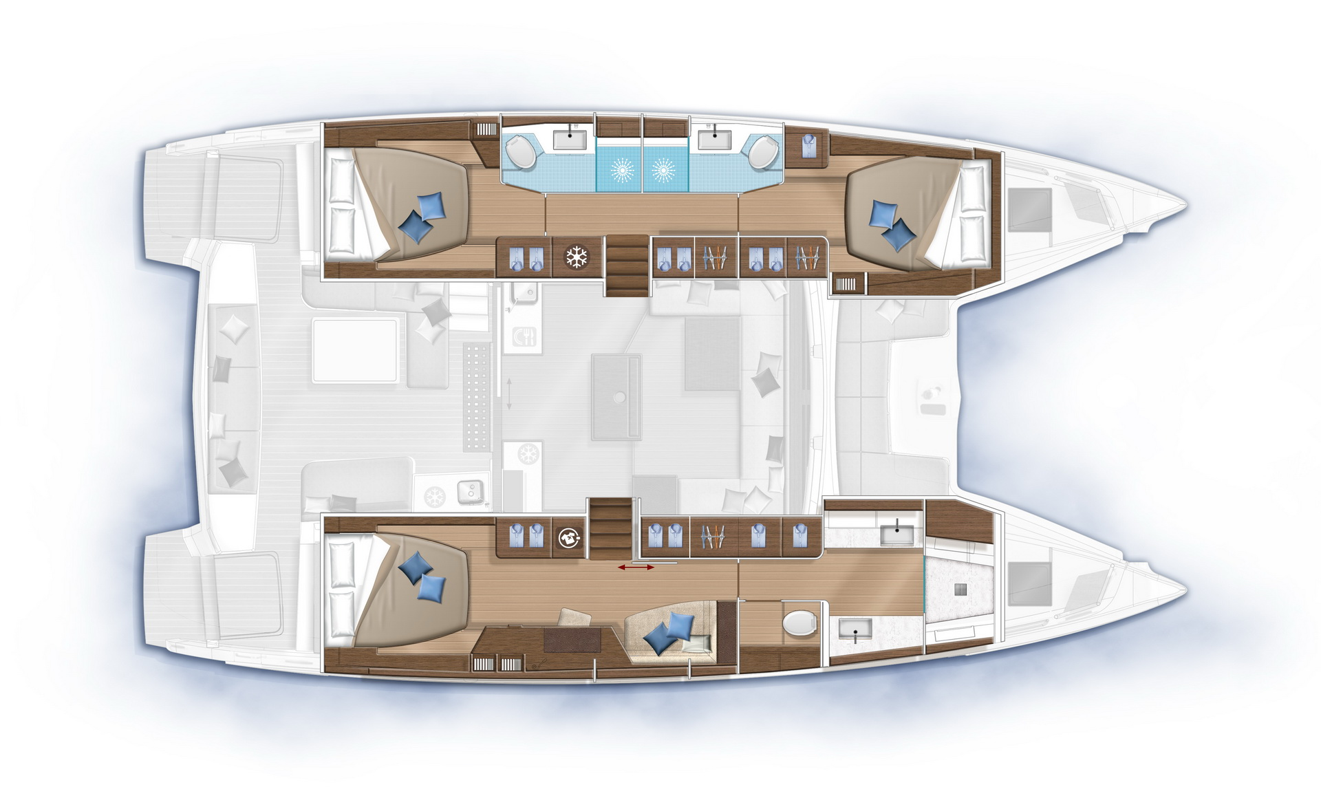 Lagoon 50 Yacht Sales Kiriacoulis