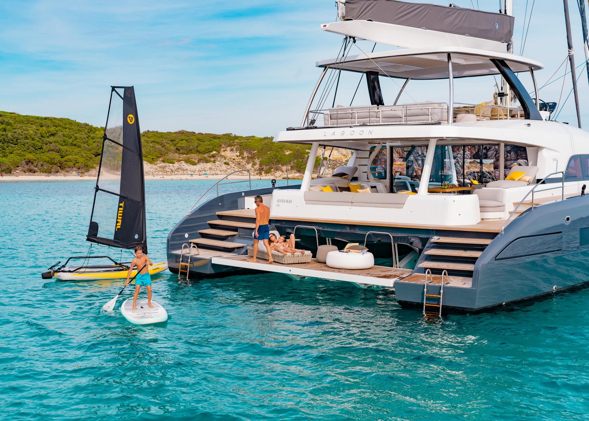 Lagoon Seventy 7 Yacht Sales Kiriacoulis