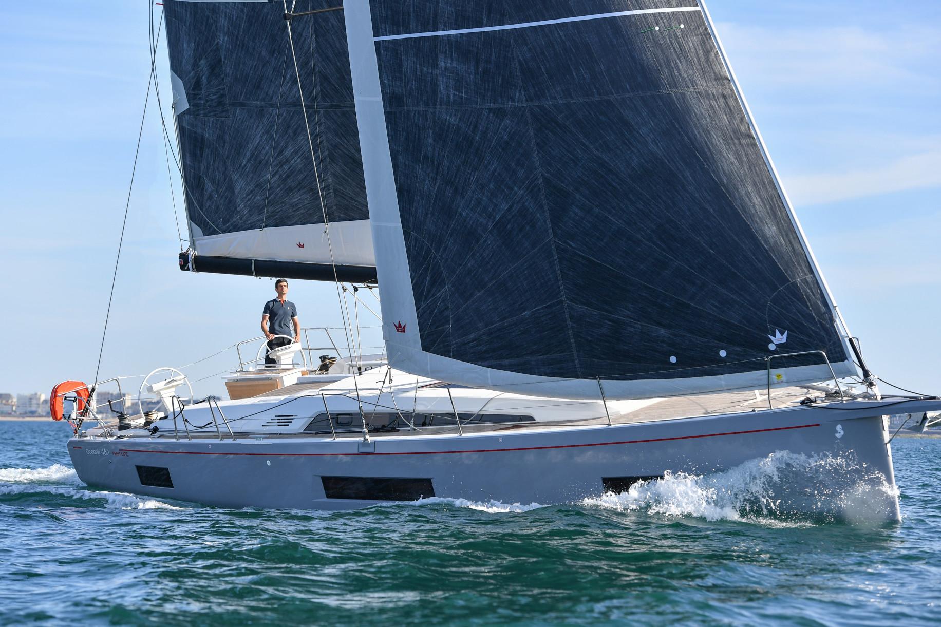 Beneteau Oceanis 46 1 Yacht Sales Kiriacoulis