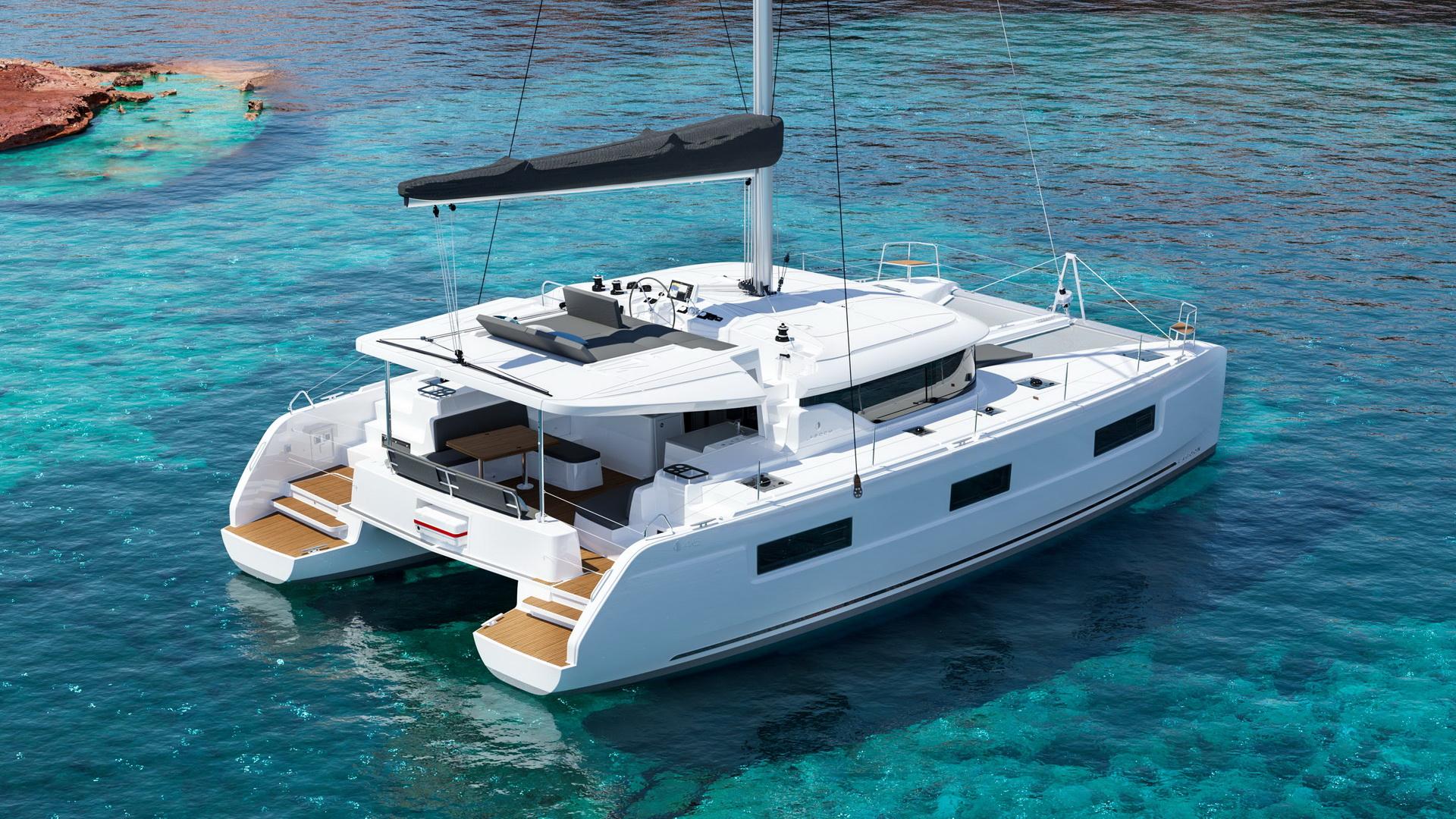 Lagoon 46 Yacht Sales Kiriacoulis